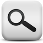124774-matte-white-square-icon-business-magnifying-glass-ps